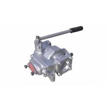 Vickers PV023R1E1AYVMFC+PGP505A030CA1H Piston Pump PV Series